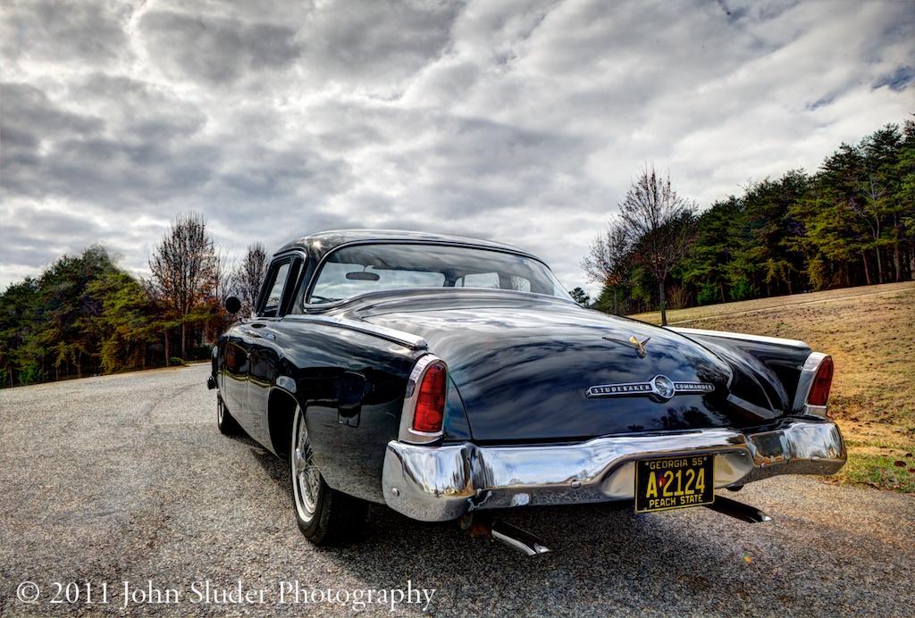 Studebaker Commander 1955